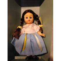 Кукла новая в упаковке ALL VINYL JOINTED DOLLS IN TRADITIONAL COSTUMES