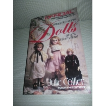 Книга OFFICIAL IDENTIFICATION AND PRICE GUIDE TO ANTIQUE MODERN DOLLS